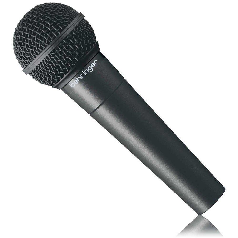 Behringer XM8500 Microphone Headphones 20ft XLR Cable TC-Helicon GO XLR Broadcast Platform K/&M Cloth