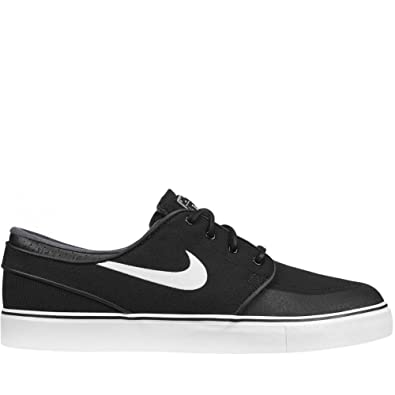 official photos 731db 55343 Nike Shoes - Sb Zoom Stefan Janoski BlackWhiteGum Light Brown 39  Amazon.co.uk Shoes  Bags