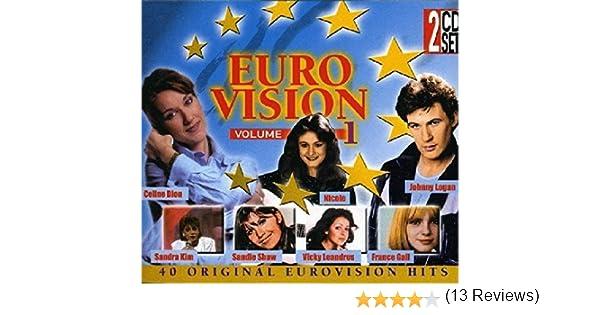 Eurovision-Vol.1: Various: Amazon.es: Música