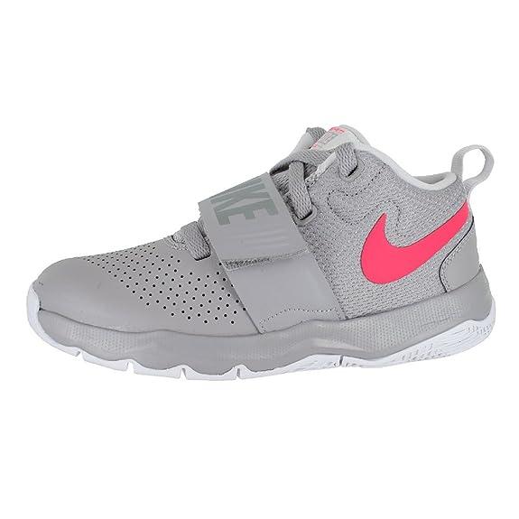6f010f4273564 Amazon.com | Nike Kids' Team Hustle D 8 (Ps) Basketball Shoe | Basketball