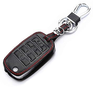 4 Buttons Case Cover Key Shell Holder For KIA CERATO K3 OPTIMA K5 FORTE CARENS
