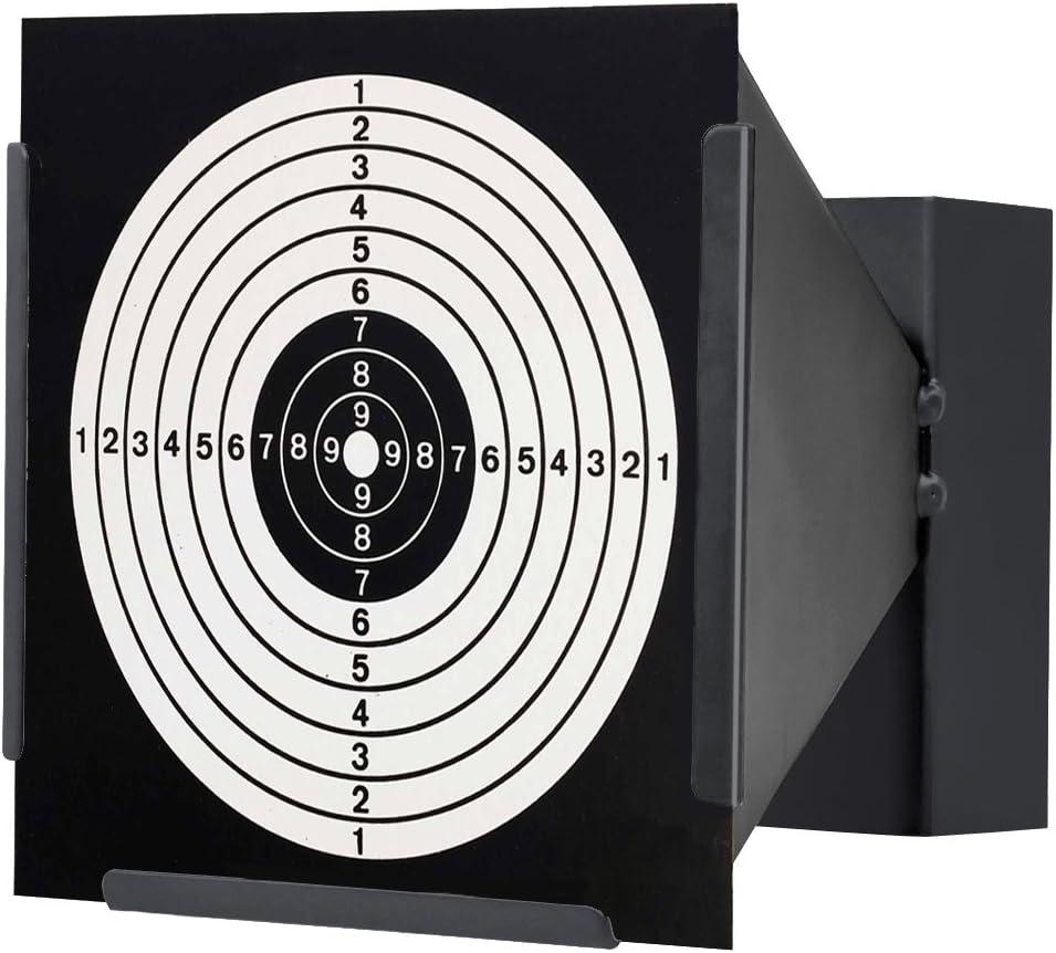 soporte para el objetivo de colector de metal cono pallini softair 14 cm
