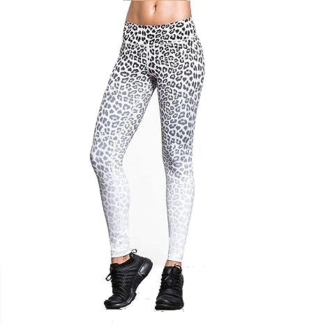 XYACM Pantalones de Yoga Ropa de Mujer Maquillaje Ajustable ...