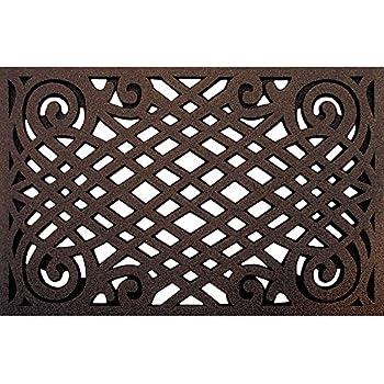 Amazon Com Cleanscrape Celtic Lattice Door Mat 22 Inch