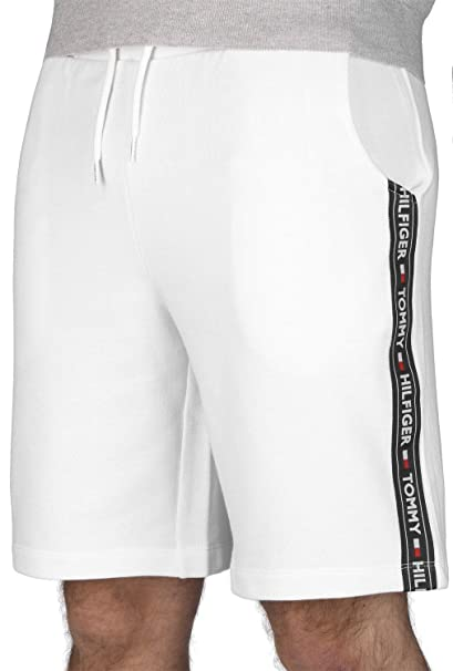 Tommy Jeans Pantalón Corto White: Amazon.es: Ropa y accesorios