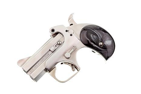 Premium Gun Grips Bond Arms Derringer Black Mother of Pearl Grips High  Luster