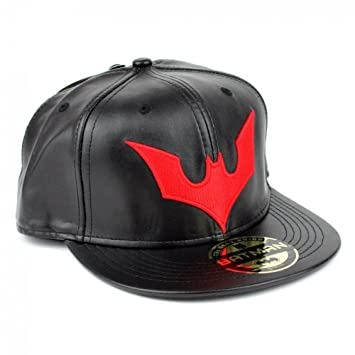 Batman Beyond Logo Cap (Black)  Amazon.co.uk  Toys   Games 65fa0825567