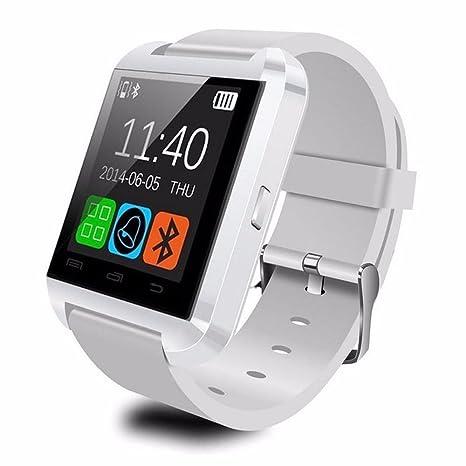 Generic nuevo alto rendimiento reloj inteligente para Android smartphones Bluetooth 4.0: Amazon.es: Deportes y aire libre