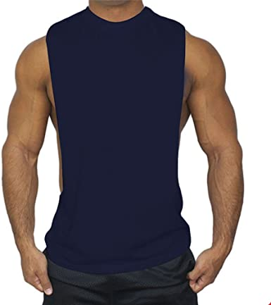 CLZGYM - Camiseta de tirantes - Hombre: Amazon.es: Ropa y accesorios