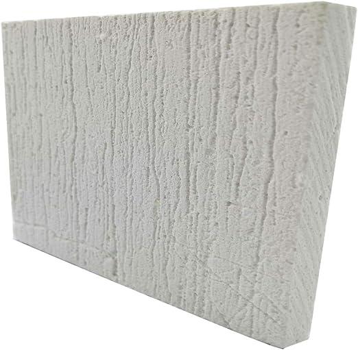 Amazon Com Bxi Ceramic Fiber Thermal Insulation Board 2732f Inorganic Flame Retardant Heat Resistant 12 X 8 X 0 4 Kitchen Dining