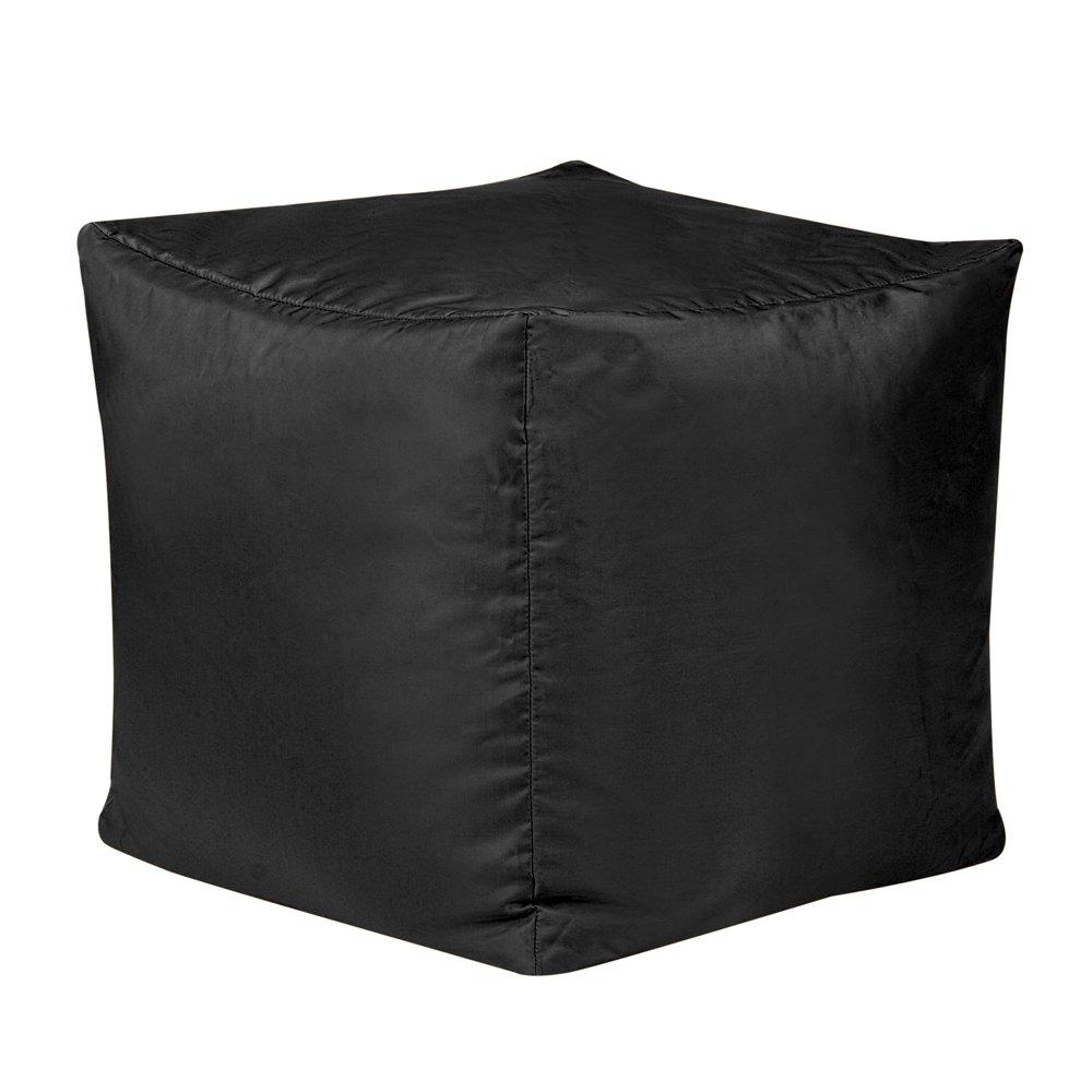 /wasserdicht Sitzs/äcke Bar B Cube Sitzsack Hocker ORANGE/ /Innen-/& Au/ßenbereich/