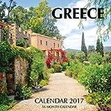 Greece Calendar 2017: 16 Month Calendar
