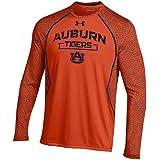 Under Armour Men's NCAA Apex Print Long Sleeve Tech T-Shirt