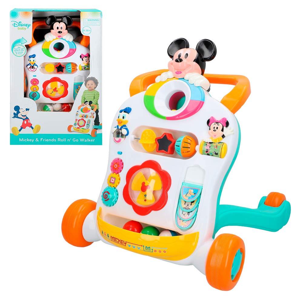 Disney- Correpasillos andador interactivo, Mickey (Colorbaby 46346 ...