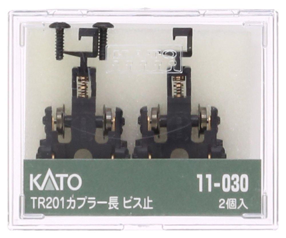 11-030 TR201 Kopplerl?nge Spur N (mit Schrauben) (Japan-Import) Kato USA Inc.