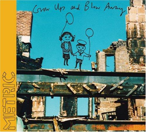 Away Cd Album - GROW UP AND BLOW AWAY