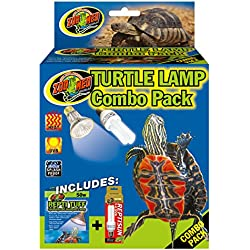 Zoo Med Combo Pack Turtle Lamp