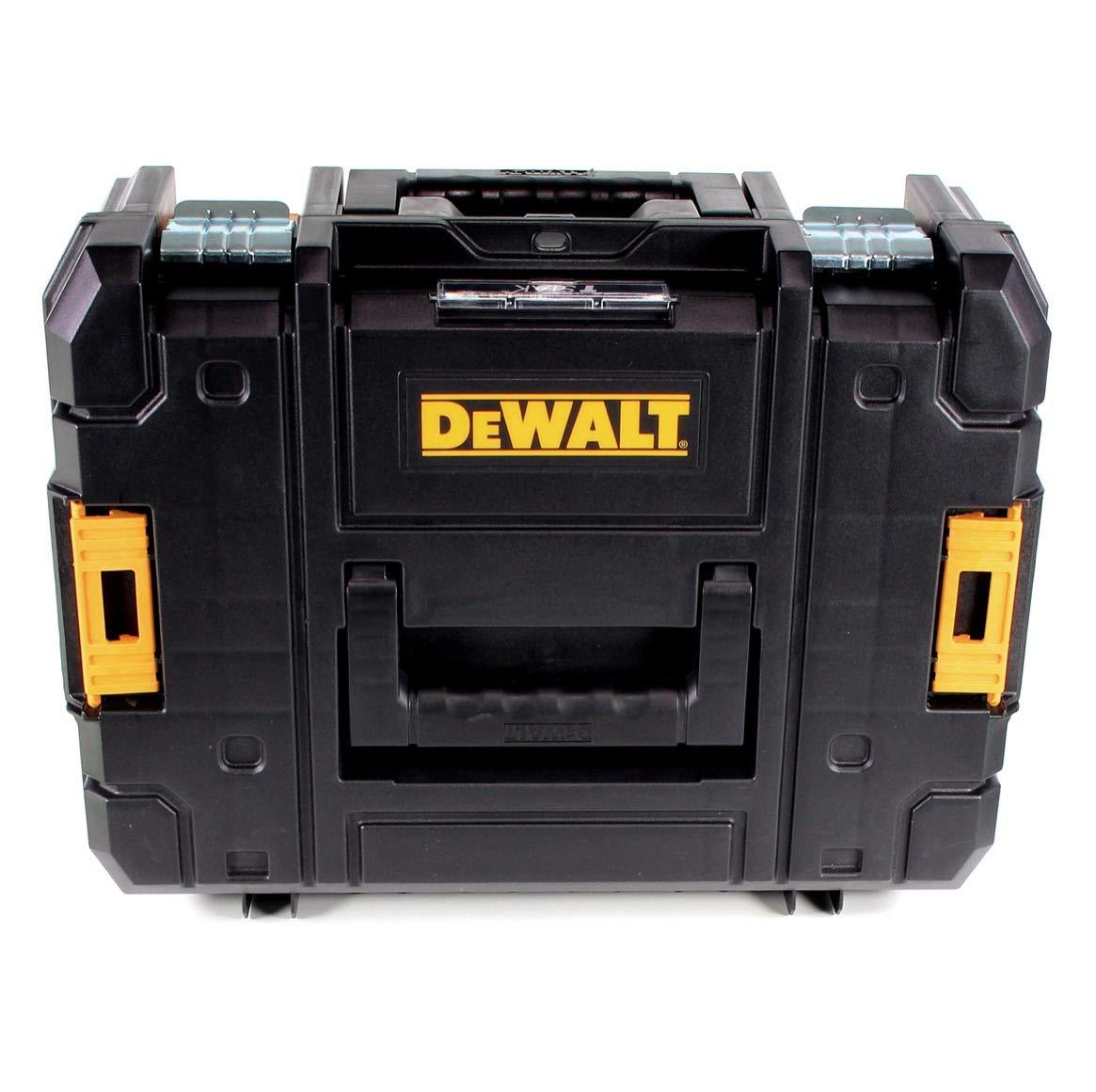 DeWALT DCD709D2T-QW Perceuse-visseuse /à percussion sans fil 18 V 2 Ah Noir//jaune