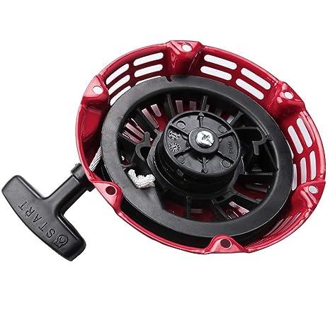 Facaing GX120 GX160 GX200 Recoil Starter Pull Start Assembly for Honda 4 HP  5.5 HP 6.5 HP Engine: Amazon.in: Garden & Outdoors