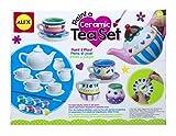 ALEX Toys Craft Paint A Ceramic Tea Set