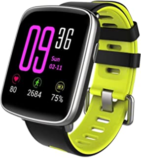 Smart Watch, MindKoo GV68 Reloj Inteligente de Pulsera Muñeca ...