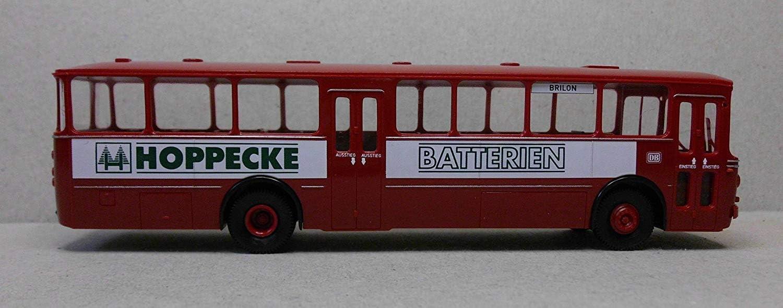 MERCEDES-BENZ o 317 DB hoppecke Baterías
