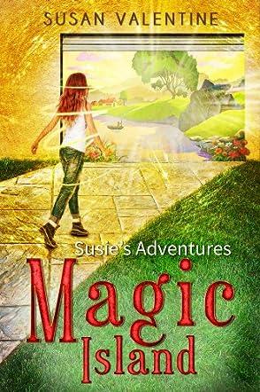 Susie's Adventures On The Magic Island