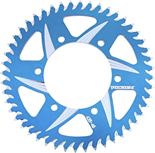 product image for Vortex CAT5 Rear Sprocket (525 / 46T) (Blue) Compatible with 06-18 Yamaha YZF-R6