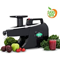 Extracteur de jus GreenStar Elite Noir 5010