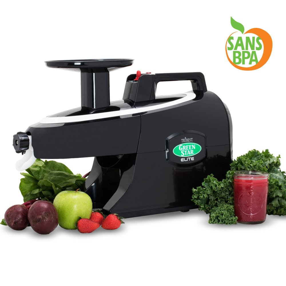 Extractor de zumo GreenStar Elite 5010 negro: Amazon.es: Hogar