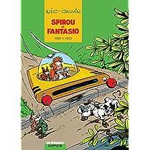 Spirou et Fantasio 12 Intégrale - 1980-1983
