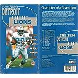 Detroit Lions 1994