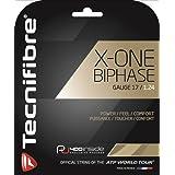 テクニファイバー(テクニファイバー) 硬式テニスストリング エックス・ワン・バイフェイズ(X-ONE BIPHASE)1.24 TFG901RD24 (Men's、Lady's、Jr)