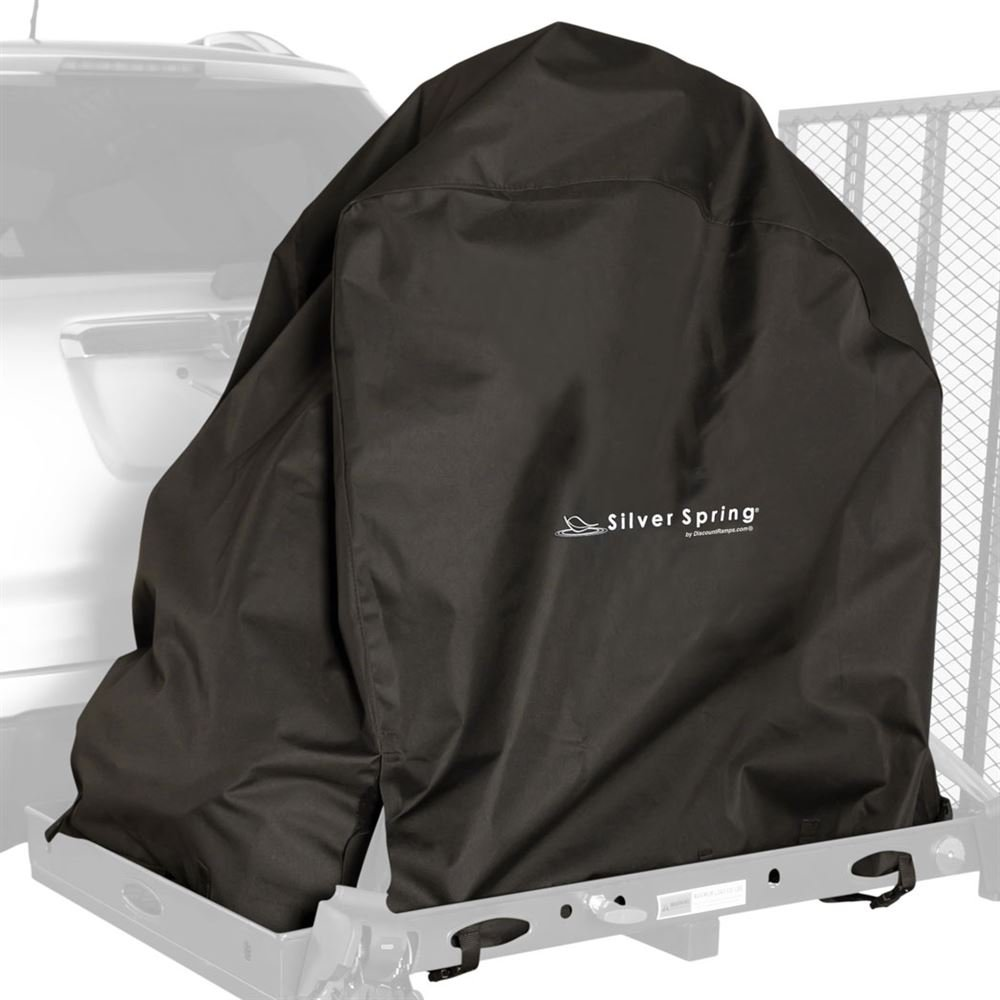 Silver Spring Power Chair Water Resistant Transport Cover - 44'' X 23'' X 38''