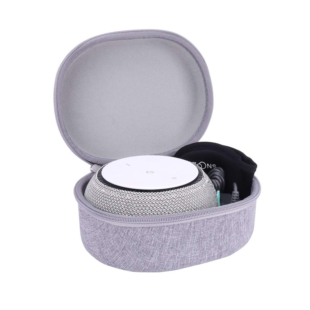 Aenllosi Hard Carrying Case Compatible with SNOOZ White Noise Sound Machine