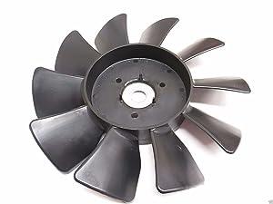"""Hydro Gear Fan, 7.0"""" (10 Blade) W/insert Part # 53822"""