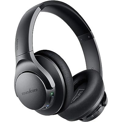 【24時まで】Anker Soundcore Life Q20 アクティブノイズキャンセリング ワイヤレスヘッドホン 送料込4,559円