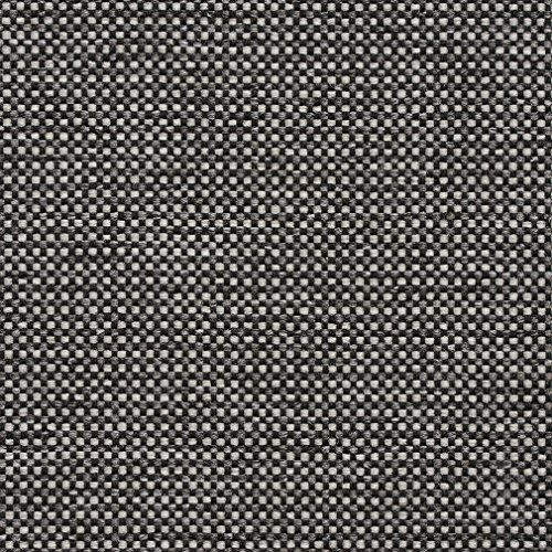 J633 Grey And Black Intertwined Tweed Commercial Automotive And Church Pew Upholstery Grade Fabric By The Yard (Church Fabric Pew)