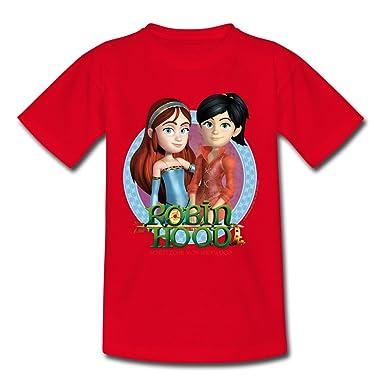 Robin Hood Marian Und Scarlett Gruppenbild Kinder T-Shirt