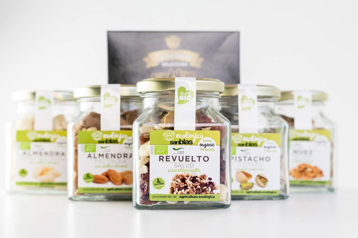 Pack Frutos Secos Ecológicos Caja Selección Gourmet de Regalo ...