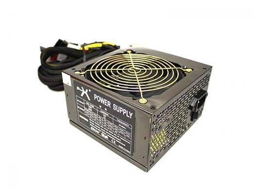 16 opinioni per Alimentatore power X- ATX / Power Supply 500W