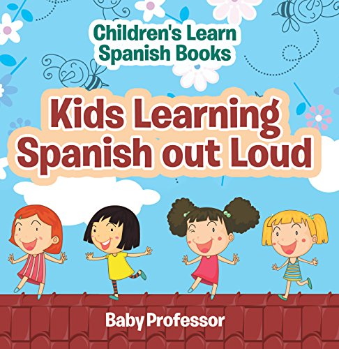 Kids Learning Spanish out Loud | Children's Learn Spanish Books - Portuguese Dictionary For Kids