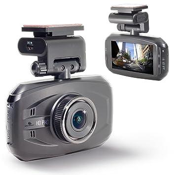 Amazon Com Wheelwitness Hd Pro Dash Cam With Gps 2k Super Hd