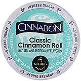 keurig pods cinnabon - Cinnabon Classic Cinnamon Roll Coffee Keurig K-Cups, 36 Count