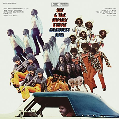 Greatest Hits (1970) (Best Of Sly And The Family Stone)