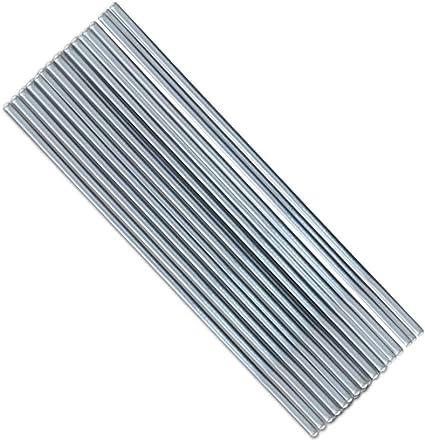 Aluminum Welding Electrodes Flux Cored Low Temperature Brazing Wire 500x2.0mm