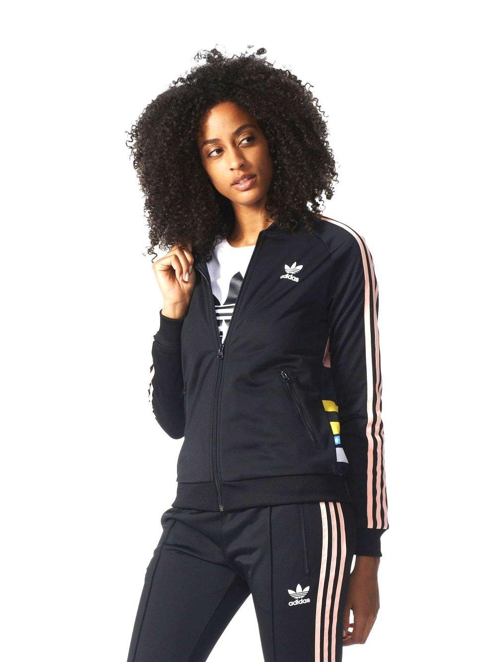 Adidas SST TT, Felpa Donna BJ8318