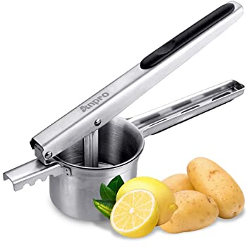 Anpro Stainless Steel Potato Ricer