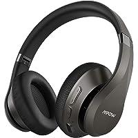 Mpow H20 [Upgraded 059] Bluetooth Headphones Over Ear, Wireless Headphones with Latest CVC 8.0 Mic, 30 Hours Playtime Wireless Hi-Fi Deep Bass Headphones, Over Ear Headphones with Soft Earmuff