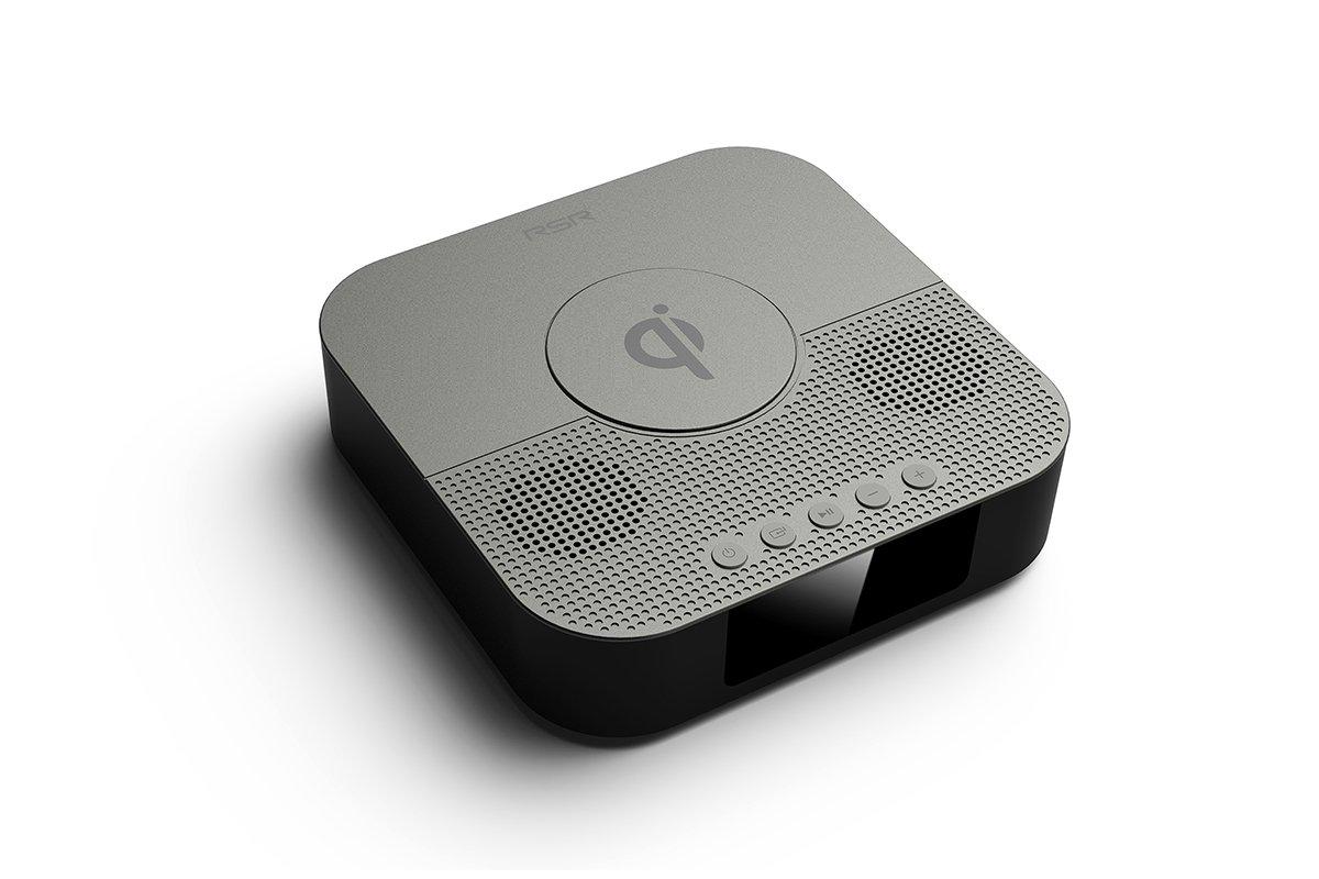 Amazon.com: Richsound Research (RSR) Altavoz Bluetooth con ...